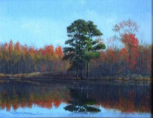 Fall Lakeshore